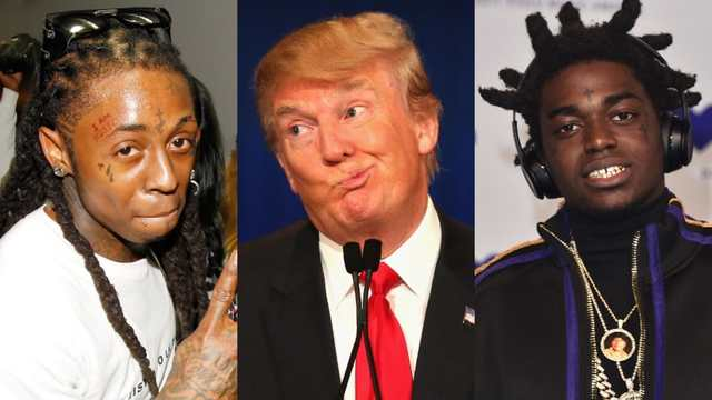 The Final Hours: President Trump Grants Pardons & Commutes Sentences For 143 People … Including Lil' Wayne & Kodak Black!