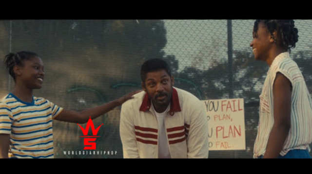 King Richard (About Serena & Venus Williams) (Starring Will Smith) [Movie Trailer]